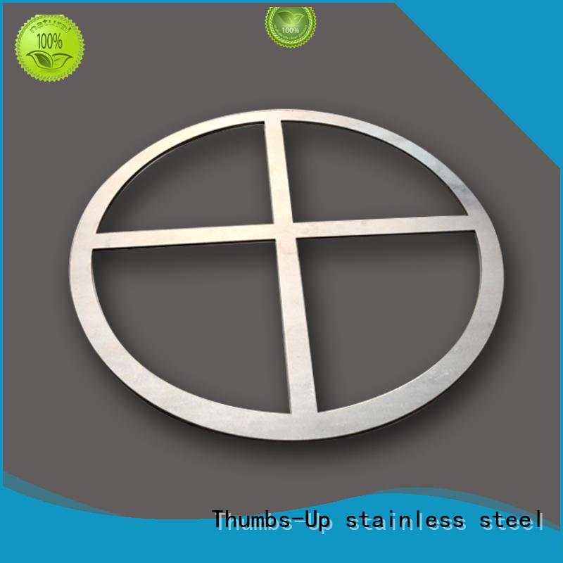 Customized laser cutting service  circular