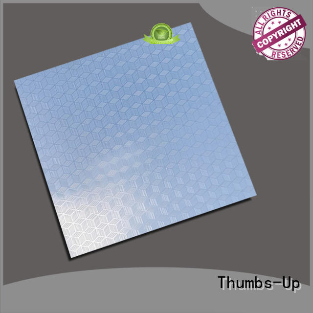 Thumbs-Up corrugated aluminium plate price wholesale for outdoor