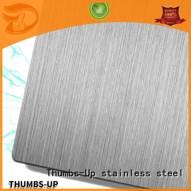 Thumbs-Up coating custom stainless steel plates wholesale for cabinet