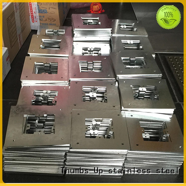 customized sheet laser cutting service stainless specialshaped Thumbs-Up company