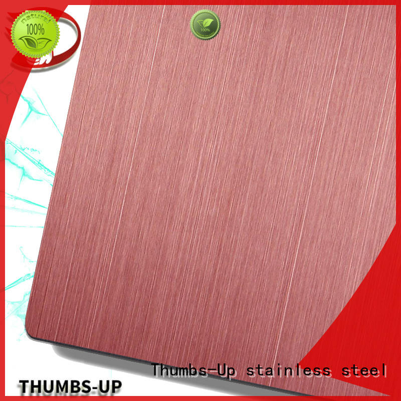 Thumbs-Up grainanti 304 plate manufacturer for ceiling