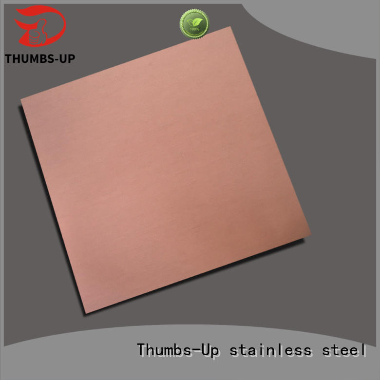 grainanti sand blasting dark grain blue Thumbs-Up Brand stainless steel sheet cut to size supplier