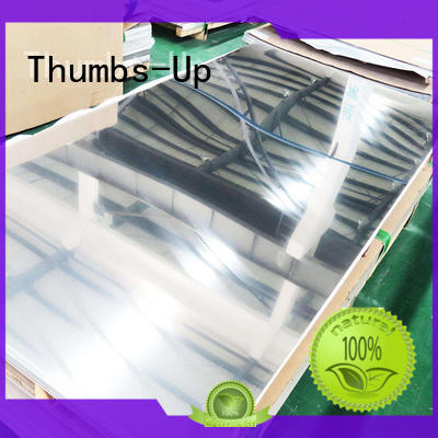 Thumbs-Up tough silver magnetic board stainless for machine