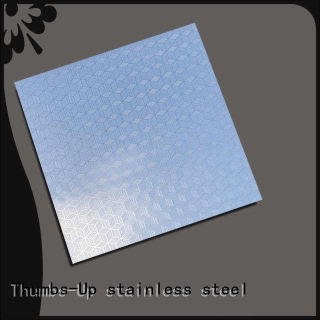 Thumbs-Up pearlescent ss designer sheets design for signboard