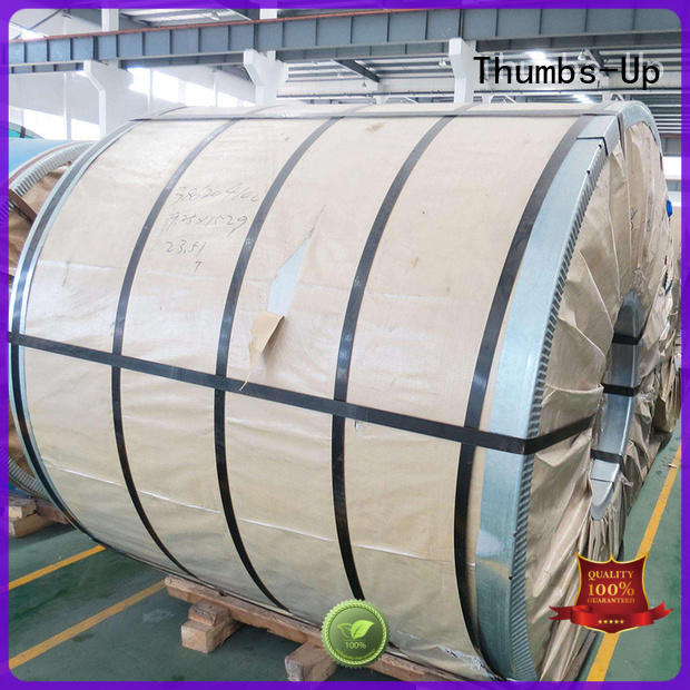 Thumbs-Up plate galvanized steel suppliers factory for escalators