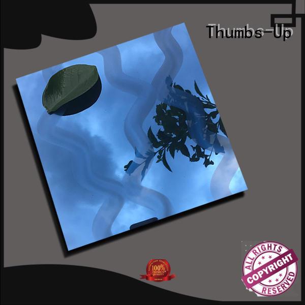 Thumbs-Up Brand coffee flexible stainless steel sheet gem supplier