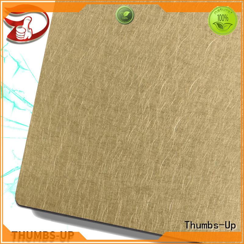 coating 3 16 plate hairlineblack manufacturer for hotel