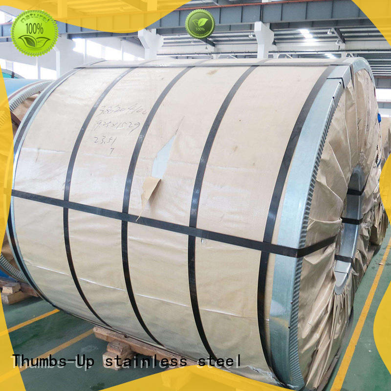 Thumbs-Up quality stainless steel composition factory for vehicles