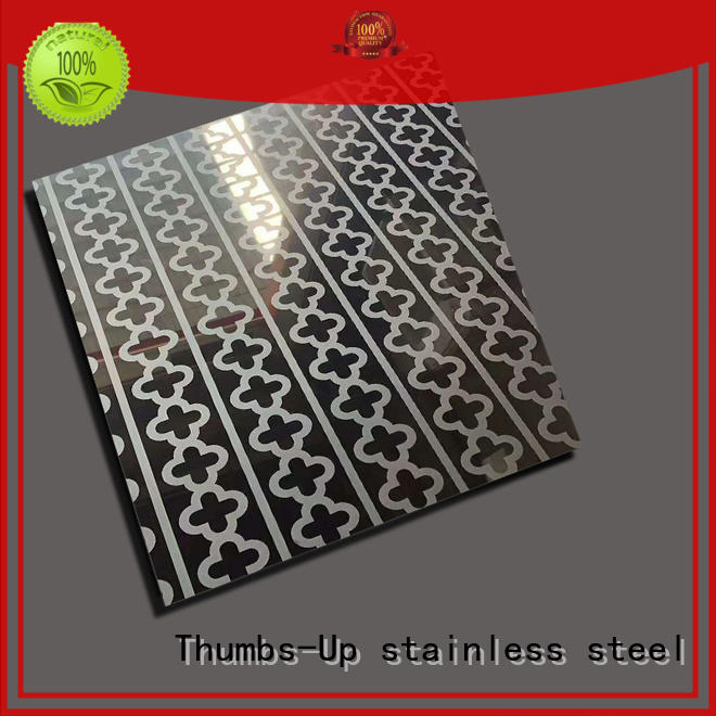 430 etching zinc with ferric chloride chrysanthemum wholesale for hotel