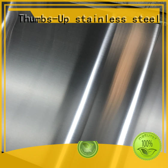 Thumbs-Up 304 stainless steel chopping board supplier for machine