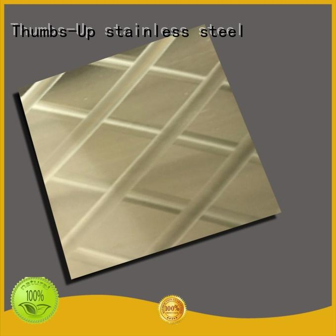 colorful stainless steel color crack supplier for club