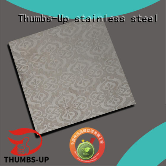 bamboo stainless steel sheet cost customized for outdoor