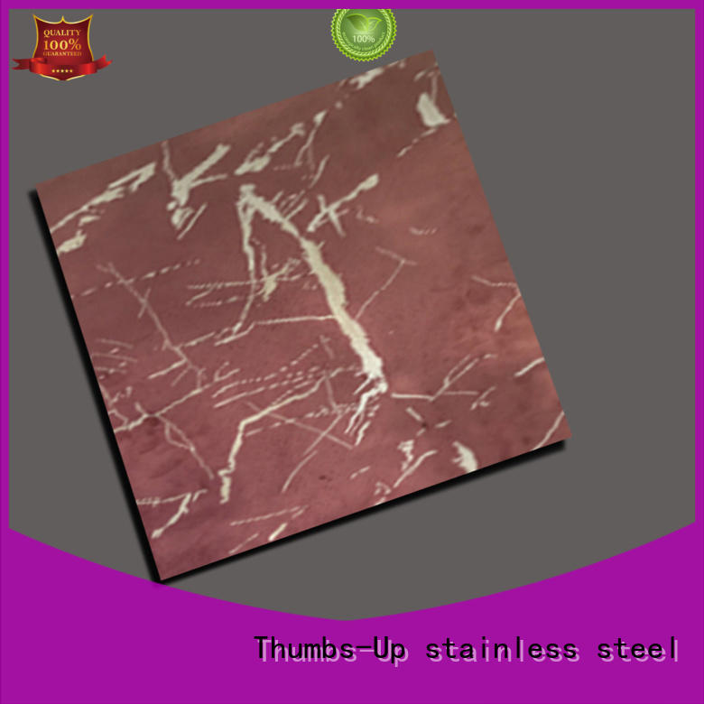 drawing titanium coated stainless steel sheet double supplier for store