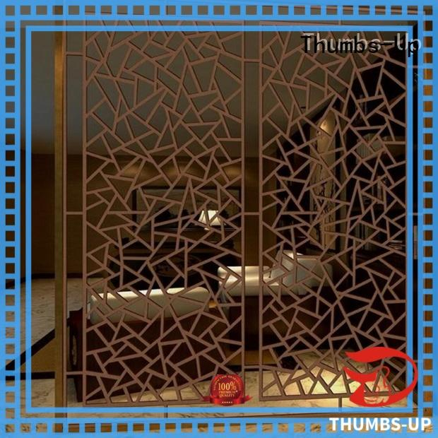 control plated titanium plated stainless steel decorative panels Thumbs-Up Brand company
