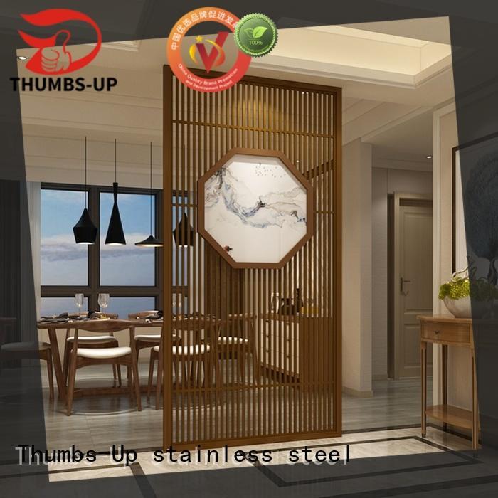 laser cut metal screens steel for living room Thumbs-Up