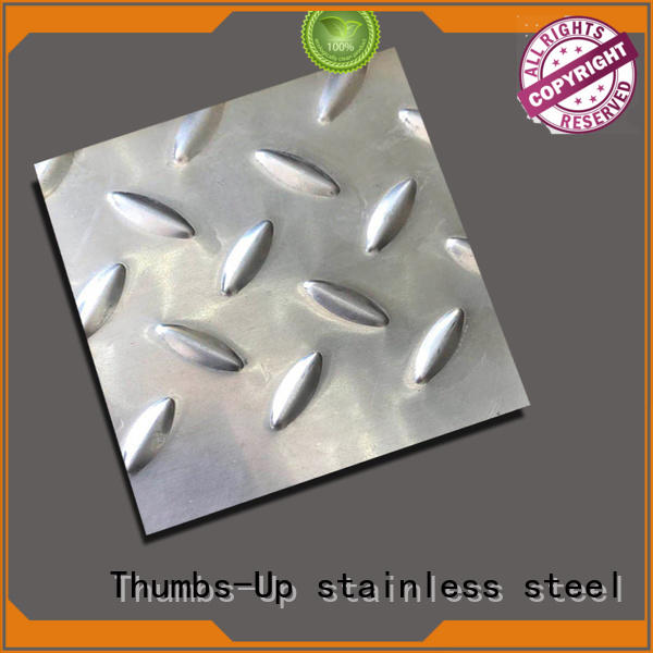 Thumbs-Up panel metal stamping stamps supplier for nameplate