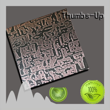 ancient etched design stainless steel sheet design for cabinet