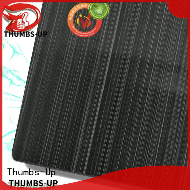 coffee 304 stainless steel sheet wholesale for ceiling Thumbs-Up