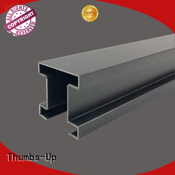 Thumbs-Up titanium steel edging strips manufacturer for store