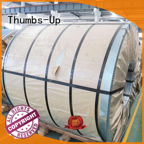 stainless steel coil stock quality for escalators Thumbs-Up