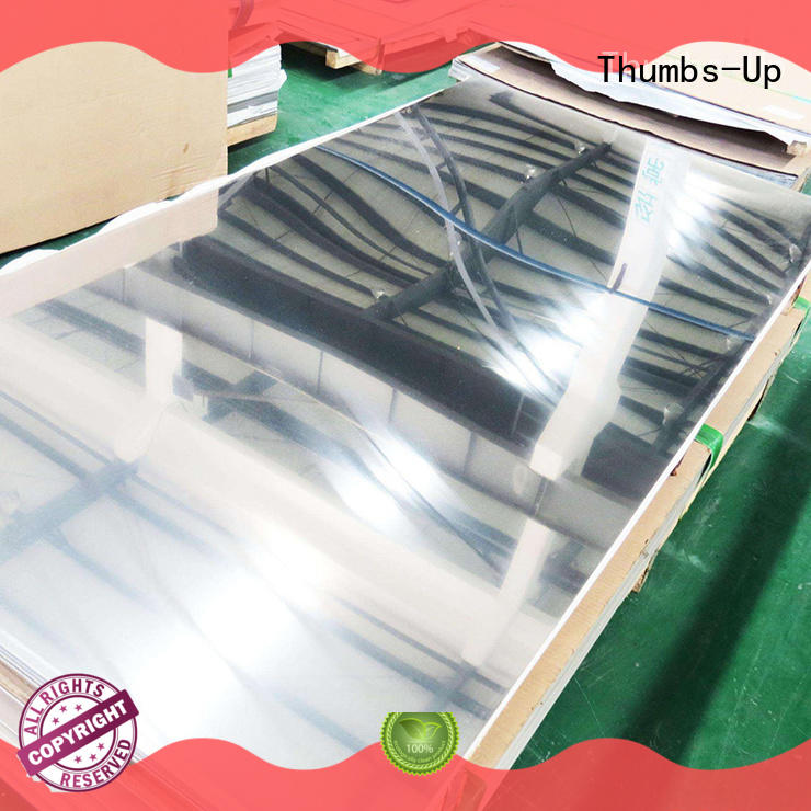 Thumbs-Up durable stainless steel chopping board manufacturer for industry