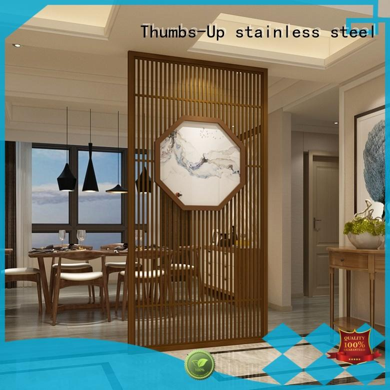 laser cutting stainless steel bathroom dividers steel supplier for villa