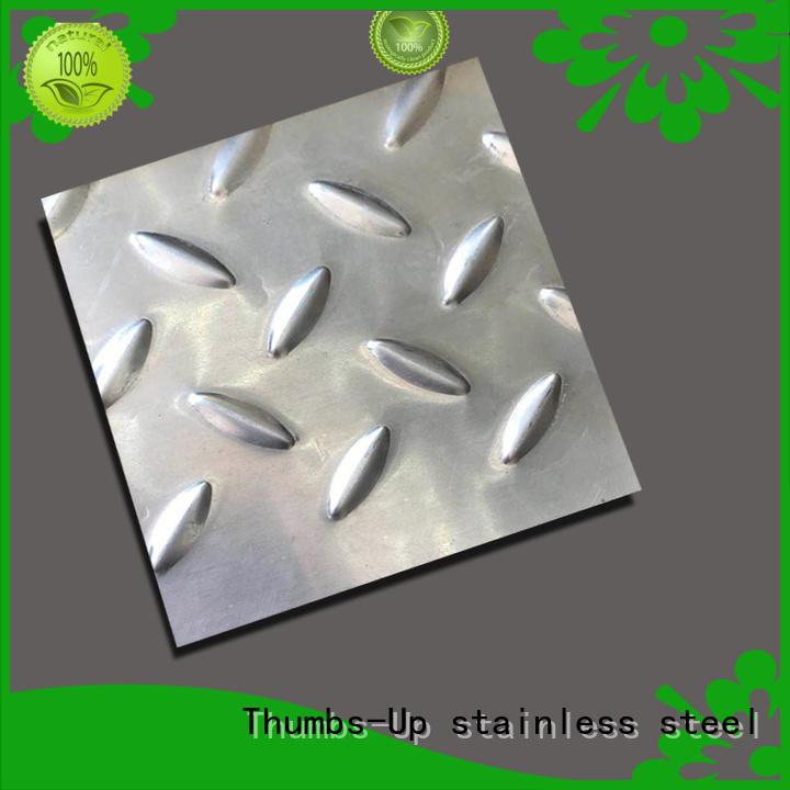 Custom board checker plate steel gold Thumbs-Up