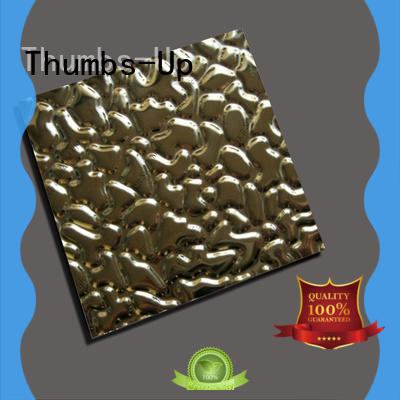 Thumbs-Up interior metal stamps for metal for sale for nameplate