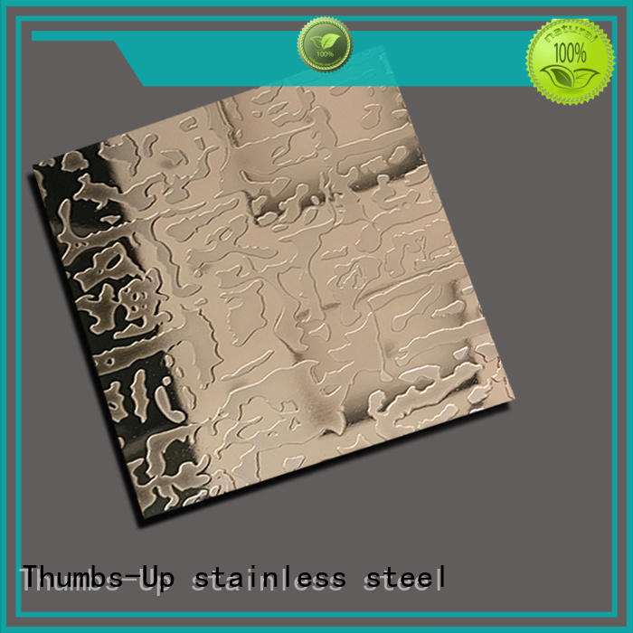 cloth brushed stainless steel sheet design for cabinet Thumbs-Up