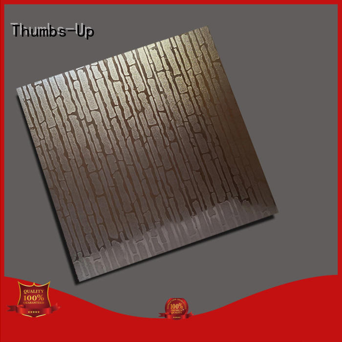 rotary stainless steel diamond plate cloud design for outdoor