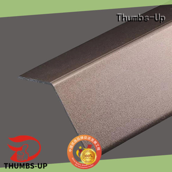 Thumbs-Up golden decorative edging strip supplier for store