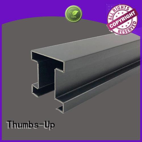 arc metal corner edging strip customized for club