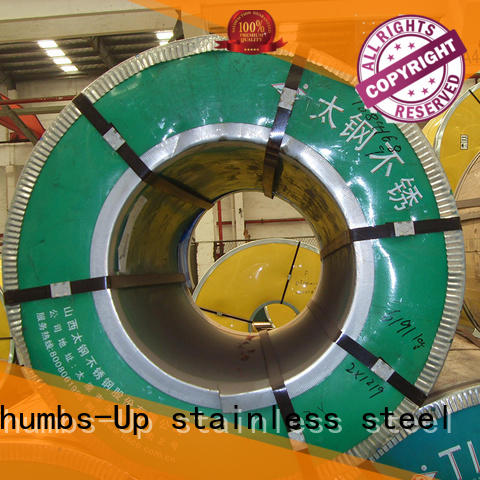 Thumbs-Up quality stainless steel material manufacturer for vehicles