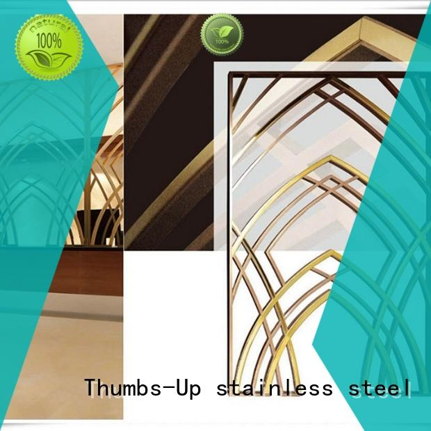 copper laser cut screens manufacturer for store Thumbs-Up