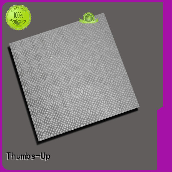 Thumbs-Up peony sheet metal 4x8 wholesale for building