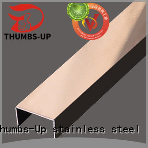 Thumbs-Up plated no 1 finish stainless steel supplier for house