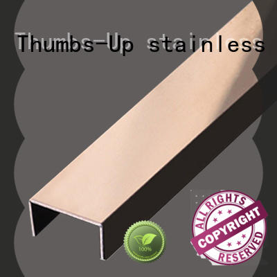 gold stainless tile trim copper for store Thumbs-Up
