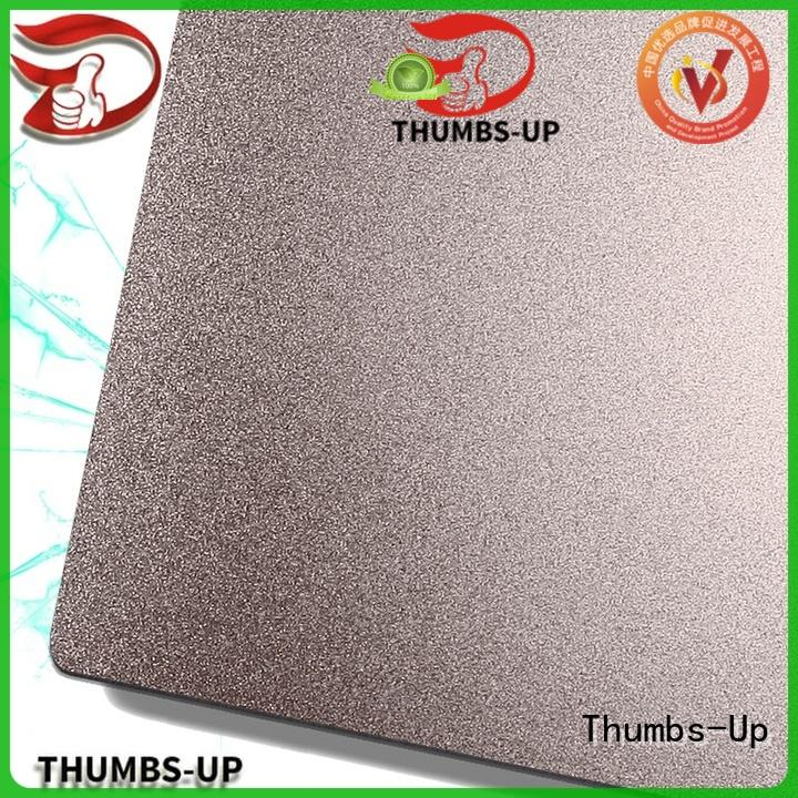 Thumbs-Up nano 310 stainless steel plate wholesale for cabinet