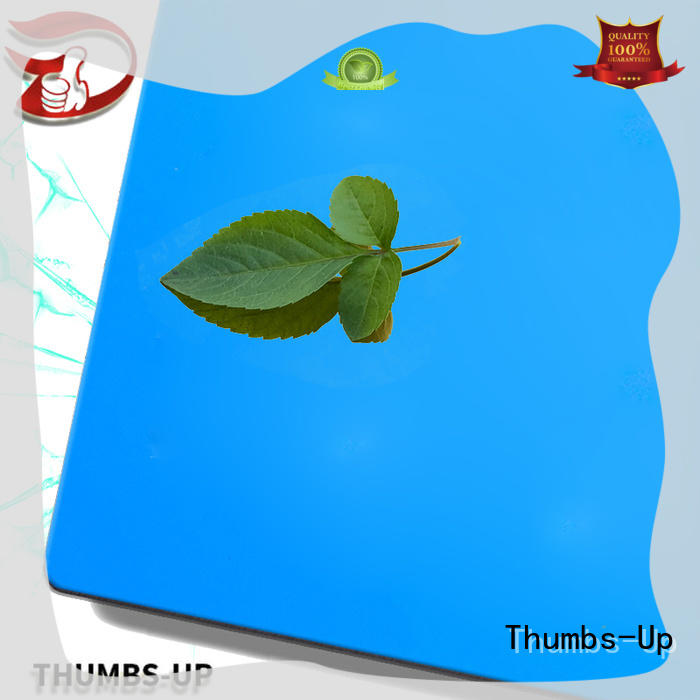 Thumbs-Up film coating polished stainless steel sheet manufacturer for elevator