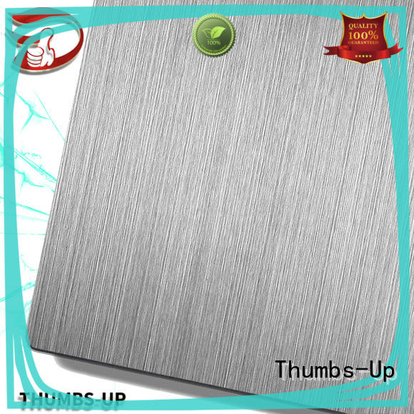 decorativesteel plate for sale hairlineblack wholesalefor hotel
