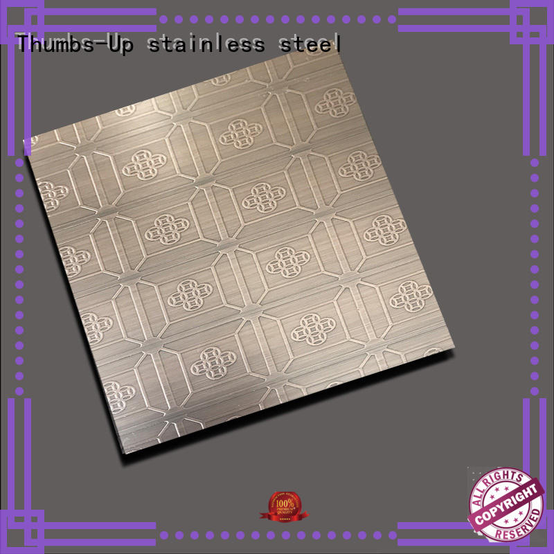 Thumbs-Up 304 etching machine for stainless steel supplier for cabinet