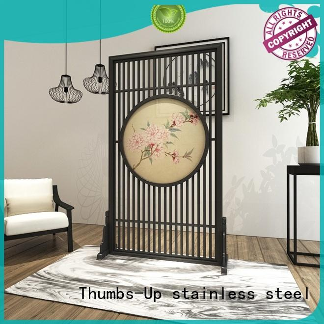 Thumbs-Up classic laser cut metal screens supplier for hotel
