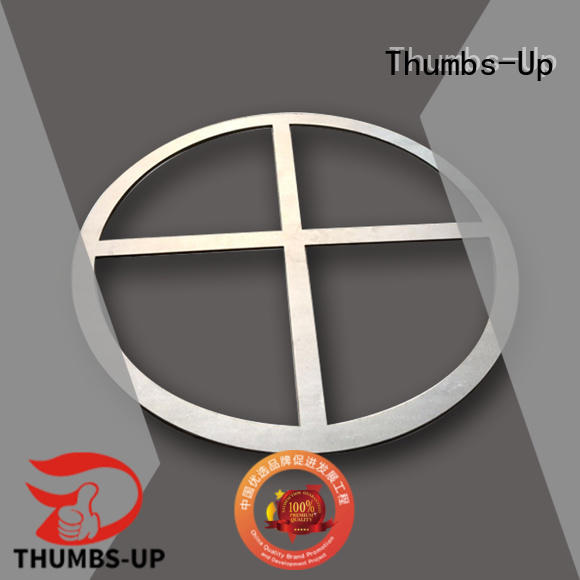 316 laser cutting service ring customized for store