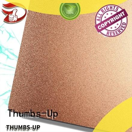 hairlinegray 420 stainless steel sheet brown for lobby Thumbs-Up