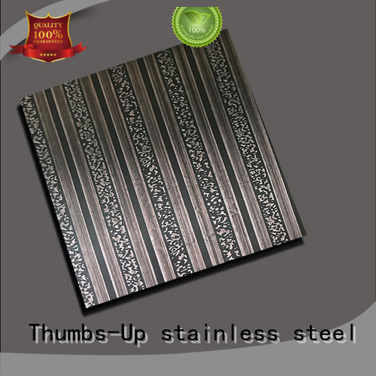 Thumbs-Up antique stainless steel sheet sizes supplier for ceiling