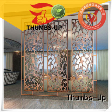 Titanium-plated stainless steel hollow screen