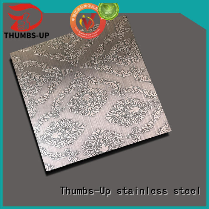 Thumbs-Up ancient acid etching metal jewelry supplier for cabinet