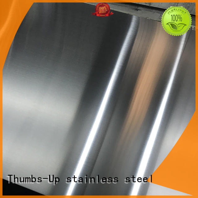 Thumbs-Up mirror stainless steel board supplier for industry